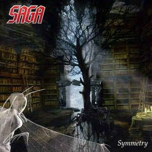 Saga  ‎– Symmetry  CD, Album