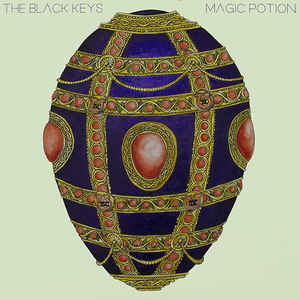 The Black Keys ‎– Magic Potion  Vinyle, LP, Album