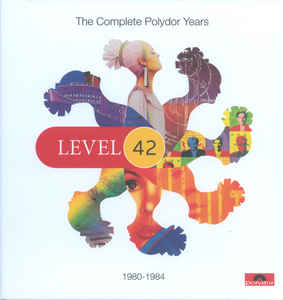 Level 42 ‎– The Complete Polydor Years 1980-1984 -  10 × CD, compilation, remasterisé