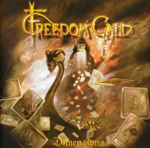 Freedom Call ‎– Dimensions  CD, Album