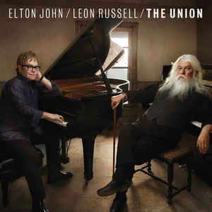 Elton John / Leon Russell ‎– The Union  CD, Album