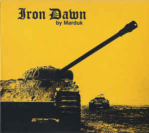 Marduk ‎– Iron Dawn  CD, EP