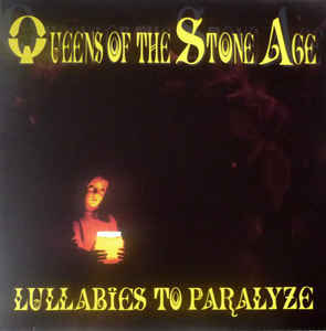 Queens Of The Stone Age ‎– Lullabies To Paralyze 2 x  Vinyle, LP, 180 Grammes