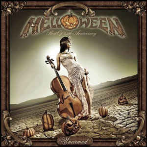 Helloween ‎– Unarmed - Best Of 25th Anniversary  CD, Album
