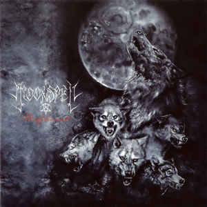 Moonspell ‎– Wolfheart  CD, Album, Réédition, Remasterisé