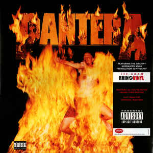 Pantera ‎– Reinventing The Steel  Vinyle, LP, Album, Réédition, 180 Grammes, Gatefold