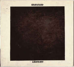 Graveyard  ‎– Lights Out  CD, Album, Gatefold