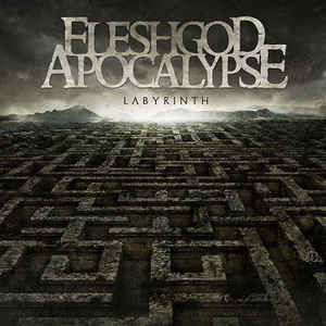 Fleshgod Apocalypse ‎– Labyrinth  CD, Album