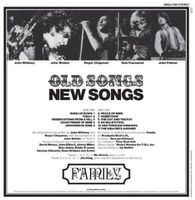 Family  ‎– Old Songs New Songs Vinyle, LP, Compilation, Réédition