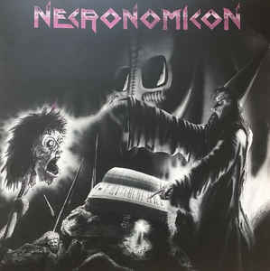 Necronomicon  ‎– Apocalyptic Nightmare  Vinyle, LP, Album, Réédition