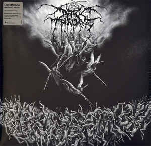 Darkthrone ‎– Sardonic Wrath  Vinyle, LP, Album, Réédition, 180g