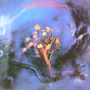The Moody Blues ‎– On The Threshold Of A Dream Vinyle, LP, Album, Réédition, Gatefold