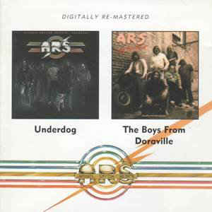 Atlanta Rhythm Section ‎– Underdog/The Boys From Doraville  CD, Compilation remastérisé