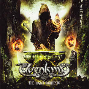Elvenking ‎– The Pagan Manifesto  CD, Album