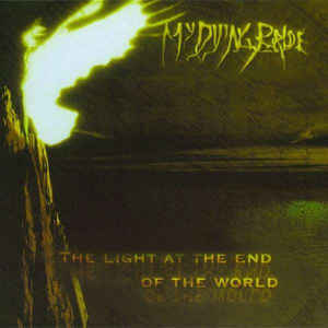 My Dying Bride ‎– The Light At The End Of The World  2 × Vinyle, LP, Album, Réédition, Remasterisé, Gatefold