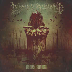 Decapitated ‎– Blood Mantra  Vinyle, LP, Album