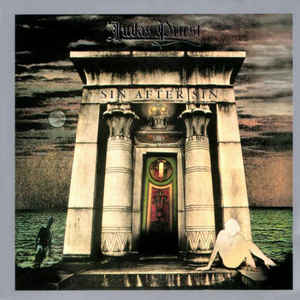 Judas Priest ‎– Sin After Sin  CD, Album, Réédition, Remasterisé