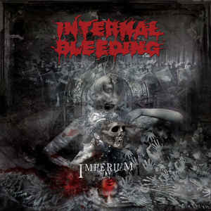 Internal Bleeding ‎– Imperium  CD, Album