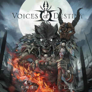 Voices Of Destiny ‎– Crisis Cult  CD, album, édition limitée