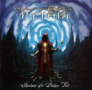 Pythia ‎– Shadows Of A Broken Past  CD, Album