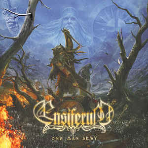 Ensiferum ‎– One Man Army  2 × Vinyle, LP, Album