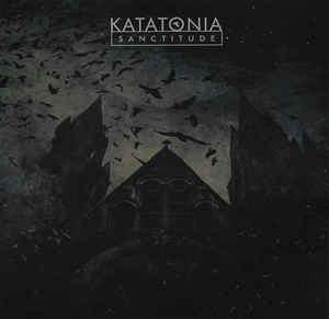 Katatonia ‎– Sanctitude  2 × Vinyle, LP, Album