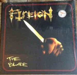 Fireign ‎– The Blade  Vinyle, LP, Album, Edition limitée