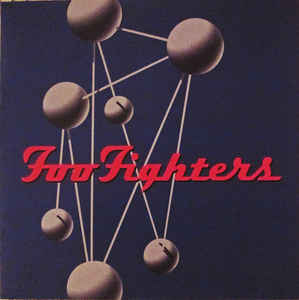 Foo Fighters ‎– The Colour And The Shape 2 × Vinyle, LP, Album, Réédition