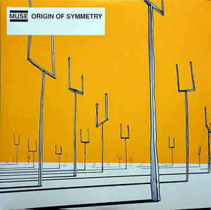 Muse ‎– Origin Of Symmetry  2 × Vinyle, LP, Album, Réédition, Réédition, Gatefold