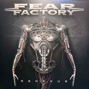 Fear Factory ‎– Genexus  2 × Vinyle, LP, Album