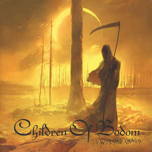 Children Of Bodom ‎– I Worship Chaos Vinyle, LP, Album