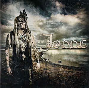 Jonne  ‎– Jonne  CD, Album