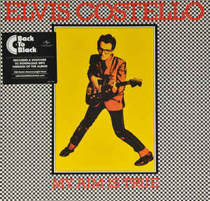 Elvis Costello ‎– My Aim Is True  Vinyle, LP, Album, Réédition, 180 Grammes