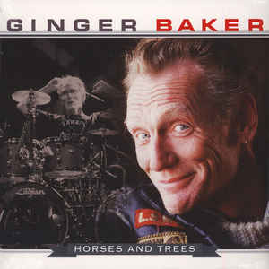Ginger Baker ‎– Horses And Trees  Vinyle, LP, Album