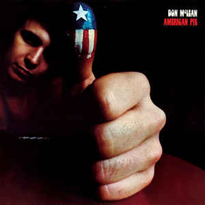 Don McLean ‎– American Pie Vinyle, LP, Album, Réédition