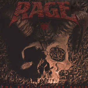 "Rage  ‎– The Devil Strikes Again  Vinyle Double  LP 12 "", 45 tr / min"