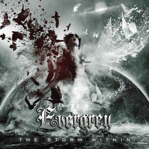 Evergrey ‎– The Storm Within Vinyle Double, LP ,+  simple face, gravé