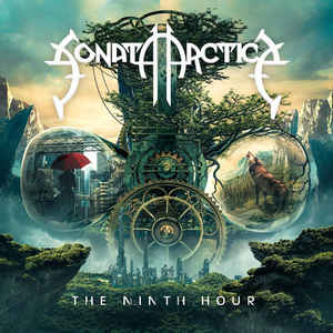 Sonata Arctica ‎– The Ninth Hour  2 × Vinyle, LP, Album