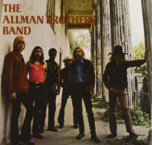 The Allman Brothers Band ‎– The Allman Brothers Band  2 × Vinyle, LP, Album, Réédition, Remasterisé, Gatefold, 180g