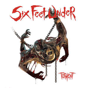 Six Feet Under ‎– Torment  Vinyel, LP, Album