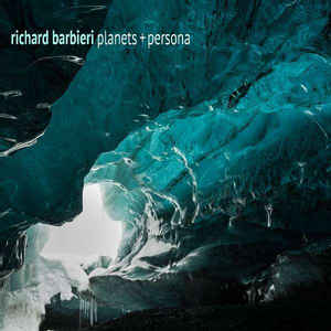 Richard Barbieri ‎– Planets + Persona  2 × Vinyle, LP, Album, Gatefold