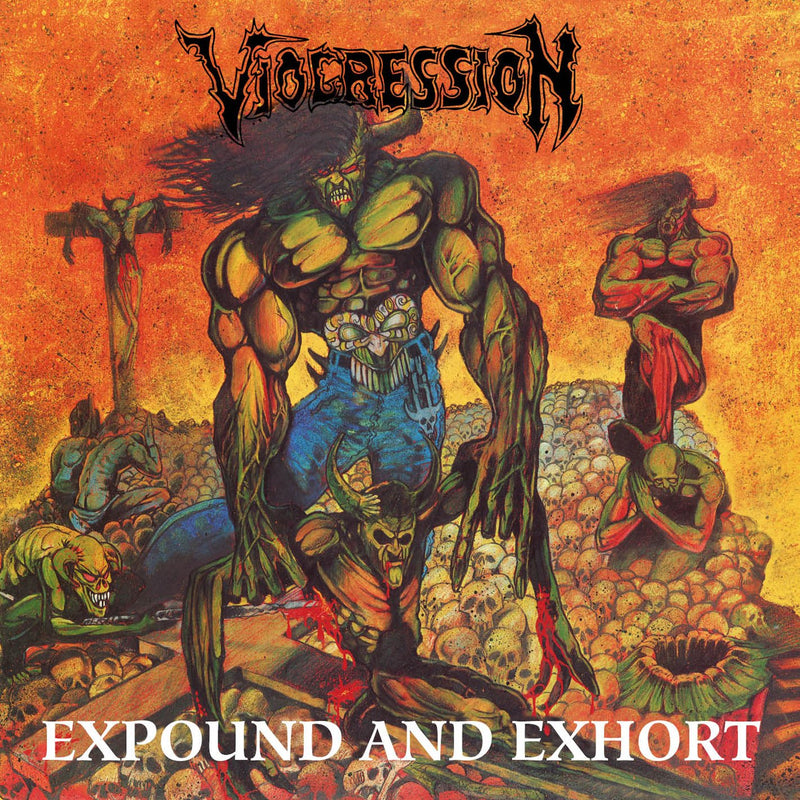 Viogression ‎– Expound And Exhort Vinyle, LP, Album