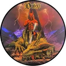 "Dio  ‎– Rainbow In The Dark (Live) / Killing The Dragon  Vinyle, 12"", 45 RPM,  Édition limitée, Picture Disc"