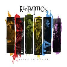 Redemption  ‎– Alive In Color  2 × CD + Blu-ray