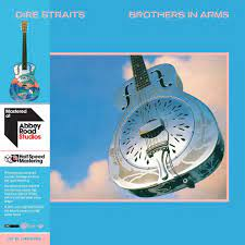 Dire Straits ‎– Brothers In Arms  2 × Vinyle, LP, 45 RPM, Album, Réédition, Remasterisé, Half-Speed Mastered, 180g