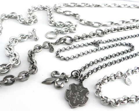 All Chain Necklaces