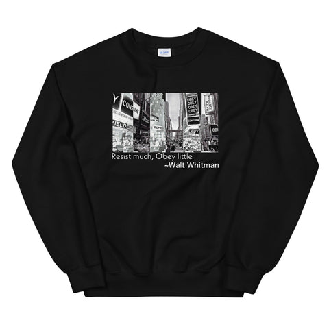 Its Time To Wake Up Sweatshirt