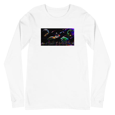 Man On The Moon Long Sleeve
