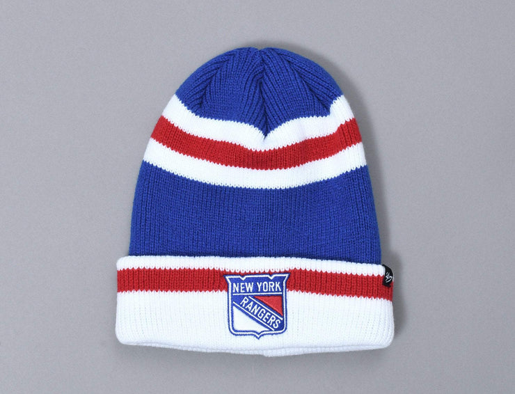 47 Short Side Cuff Knit New York Rangers