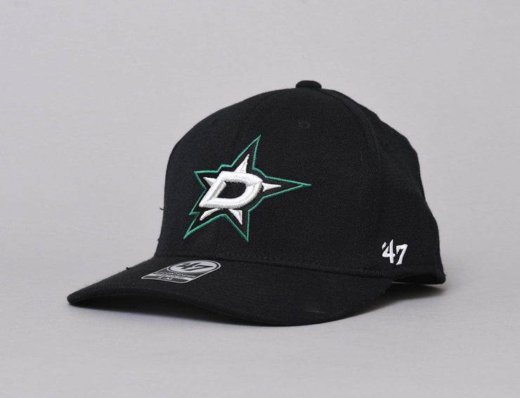 Cap Adjustable 47 CONTENDER DALLAS STARS BLACK 47